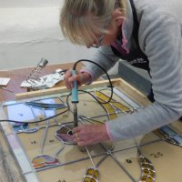 Glass courses with Vitreus Art