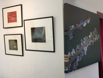 Vitreus Art gallery at Wakefield Country Courtyard - Our Gallery
