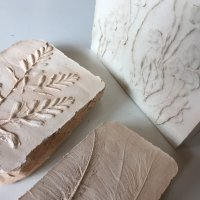 Try casting your own plaster cast tiles on this one-day class for beginners